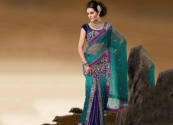 Mermaid Sarees